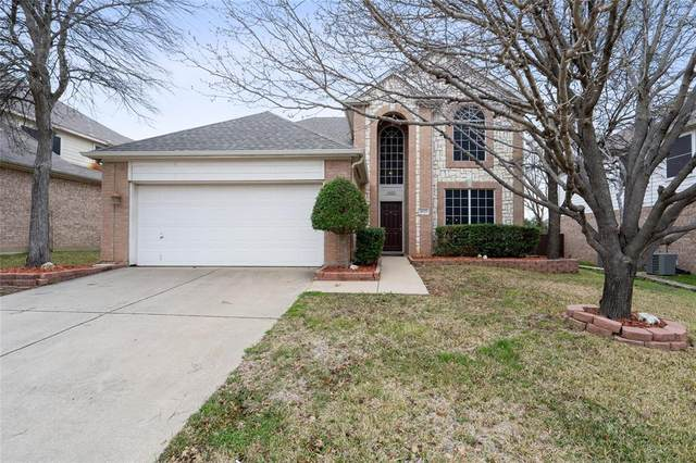 4025 Double Oak Drive, Bedford, TX 76021 (MLS #14285858) :: The Kimberly Davis Group