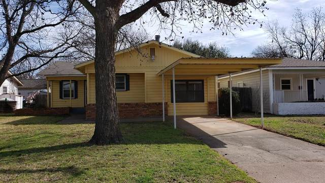 757 Westview Drive, Abilene, TX 79603 (MLS #14285866) :: RE/MAX Pinnacle Group REALTORS