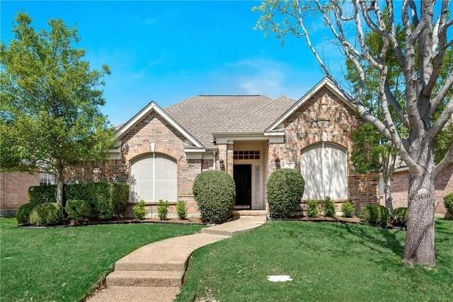 481 Crestview Point Drive, Lewisville, TX 75067 (MLS #14285875) :: The Rhodes Team