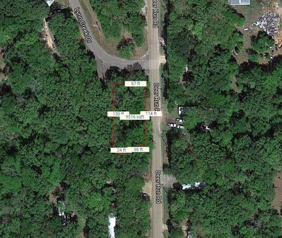 Lot 136 Lynn Creek Drive, Mabank, TX 75156 (MLS #14285900) :: The Hornburg Real Estate Group