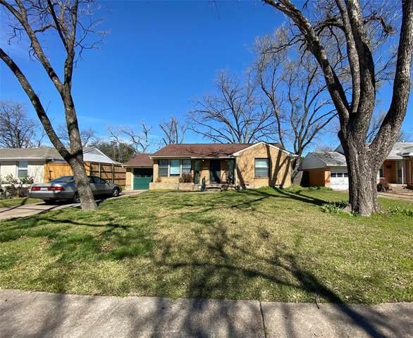 3743 Almazan Drive, Dallas, TX 75220 (MLS #14285906) :: HergGroup Dallas-Fort Worth