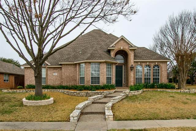 9421 Braxton Lane, Plano, TX 75025 (MLS #14285907) :: The Kimberly Davis Group
