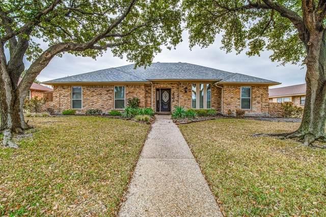 2606 Ramblewood Drive, Carrollton, TX 75006 (MLS #14285936) :: EXIT Realty Elite