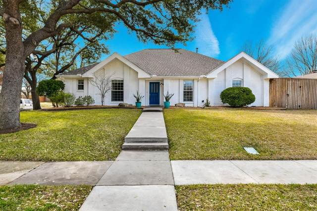 4400 Sterling Lane, Plano, TX 75093 (MLS #14285963) :: The Kimberly Davis Group