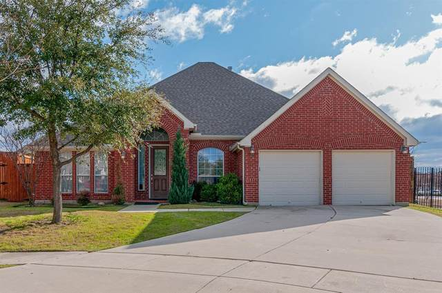 4064 Dunwoody Court, Fort Worth, TX 76244 (MLS #14285966) :: Real Estate By Design
