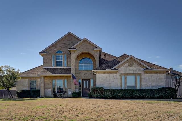 1088 Estates Drive, Kennedale, TX 76060 (MLS #14285973) :: The Rhodes Team