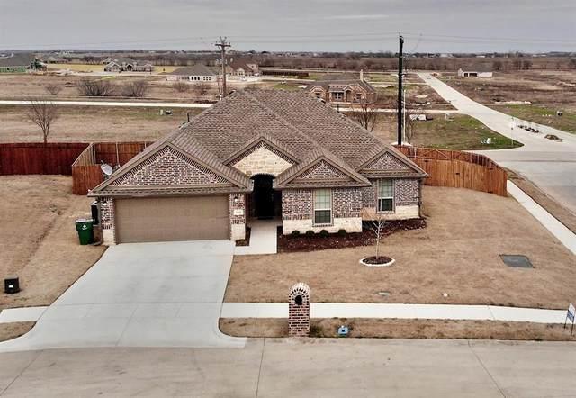 4101 Windmill Drive, Sanger, TX 76266 (MLS #14285974) :: The Mauelshagen Group