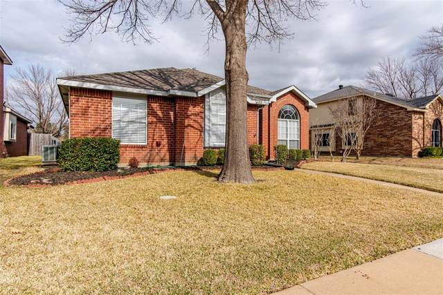 1633 Toddville Drive, Plano, TX 75025 (MLS #14285997) :: The Rhodes Team