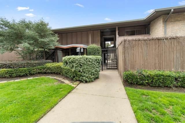 2627 Douglas Avenue #124, Dallas, TX 75219 (MLS #14286004) :: Real Estate By Design