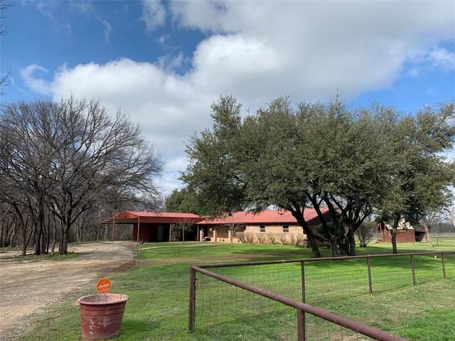 600 N Front Street, Breckenridge, TX 76424 (MLS #14286031) :: Justin Bassett Realty