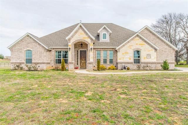 173 Dobbs Trail, Springtown, TX 76082 (MLS #14286046) :: The Kimberly Davis Group