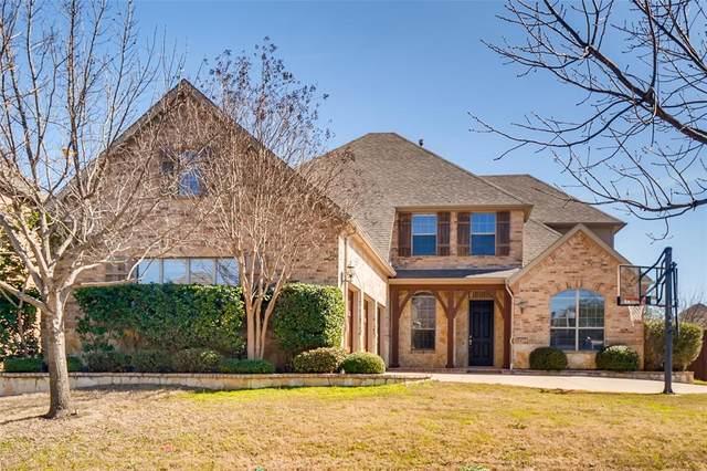 9600 Birdville Way, Fort Worth, TX 76244 (MLS #14286073) :: Lynn Wilson with Keller Williams DFW/Southlake