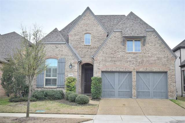 5008 Cyndur Drive, Lewisville, TX 75056 (MLS #14286100) :: The Mauelshagen Group
