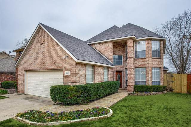 11101 Promise Land Drive, Frisco, TX 75035 (MLS #14286101) :: The Kimberly Davis Group