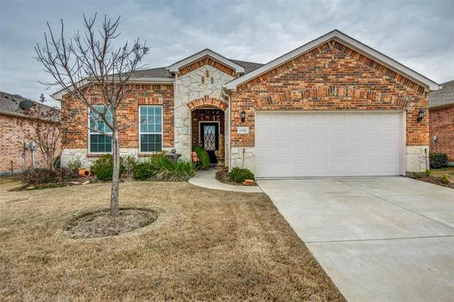 6481 Paragon Drive, Frisco, TX 75036 (MLS #14286105) :: The Welch Team