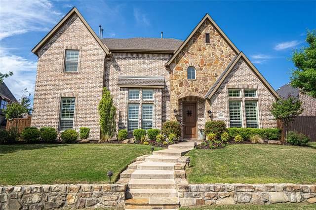 11059 Stonewyck Lane, Frisco, TX 75033 (MLS #14286128) :: The Hornburg Real Estate Group