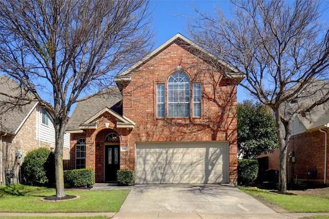 5405 Pecan Creek Circle, Fort Worth, TX 76244 (MLS #14286135) :: The Good Home Team