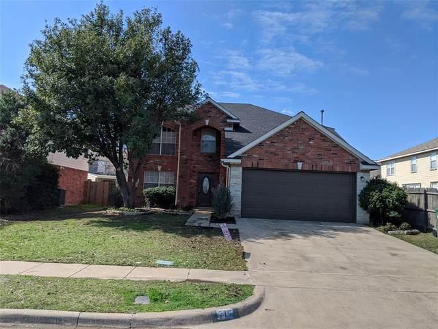 716 Parkford Lane, Arlington, TX 76001 (MLS #14286146) :: The Good Home Team