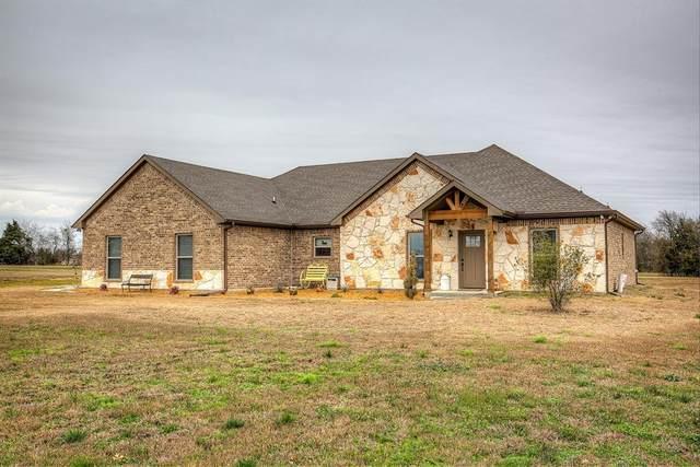 2150 Benton Lane, Greenville, TX 75401 (MLS #14286151) :: The Kimberly Davis Group
