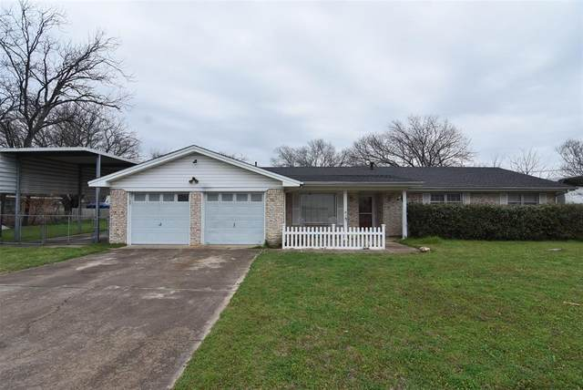 612 Fm 1187 W, Crowley, TX 76036 (MLS #14286196) :: The Mitchell Group