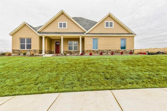 3709 Little Oak Lane, Weatherford, TX 76087 (MLS #14286205) :: The Kimberly Davis Group