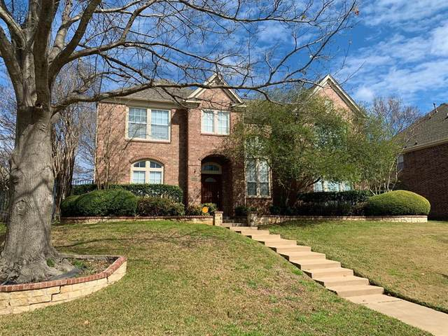 5112 Wildflower Way, Fort Worth, TX 76123 (MLS #14286212) :: The Kimberly Davis Group