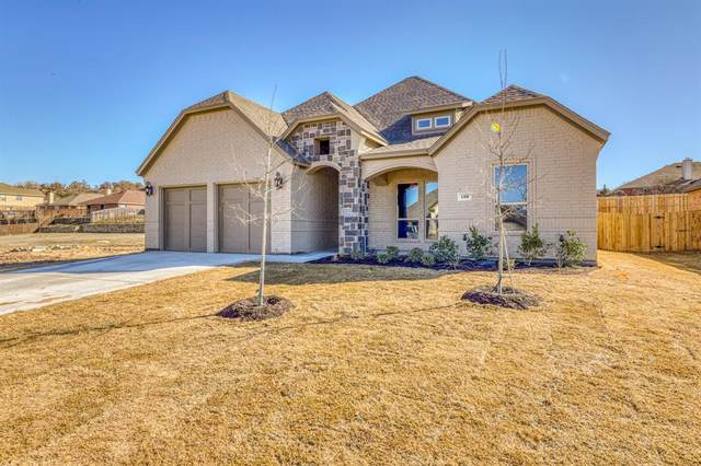 188 Melbourne Drive, Willow Park, TX 76087 (MLS #14286213) :: The Kimberly Davis Group