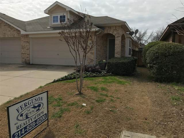 1427 Ravenwood Drive, Mansfield, TX 76063 (MLS #14286214) :: The Mitchell Group