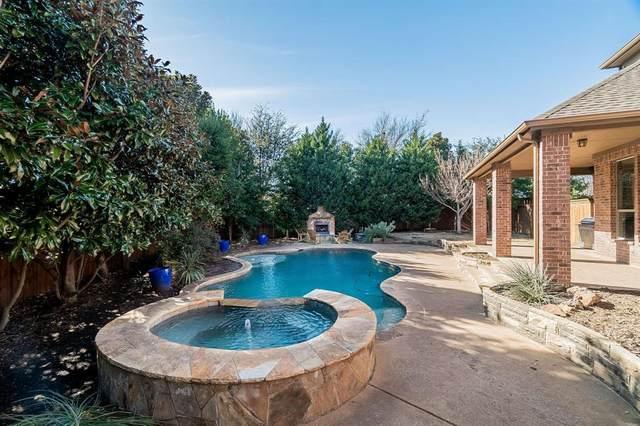 501 Chamberlain Place, Mckinney, TX 75071 (MLS #14286253) :: Lynn Wilson with Keller Williams DFW/Southlake