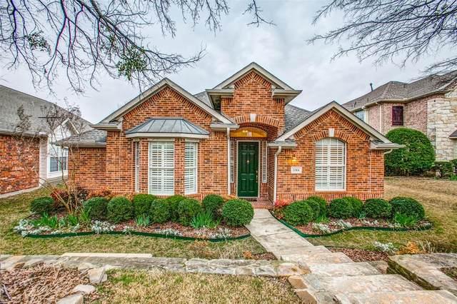 3514 Christopher Lane, Richardson, TX 75082 (MLS #14286257) :: RE/MAX Pinnacle Group REALTORS