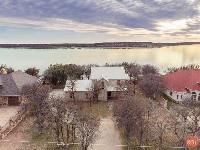 552 Oak Point Dr., May, TX 76857 (MLS #14286258) :: Lynn Wilson with Keller Williams DFW/Southlake