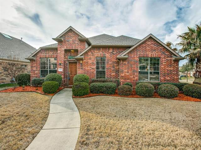 3500 Curbstone Way, Plano, TX 75074 (MLS #14286260) :: Vibrant Real Estate