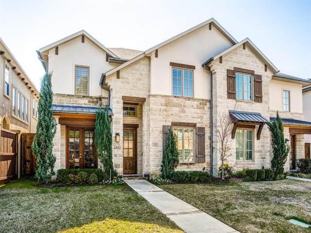 6432 Del Norte Lane, Dallas, TX 75225 (MLS #14286271) :: EXIT Realty Elite