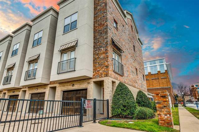100 Alread Court, Fort Worth, TX 76102 (MLS #14286281) :: EXIT Realty Elite