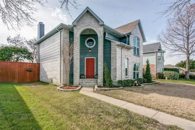717 Stone Trail Drive, Flower Mound, TX 75028 (MLS #14286289) :: HergGroup Dallas-Fort Worth