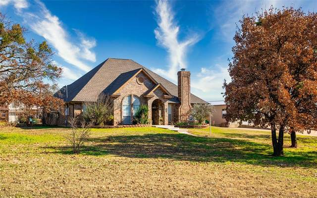 2529 Castle Road, Burleson, TX 76028 (MLS #14286306) :: The Kimberly Davis Group