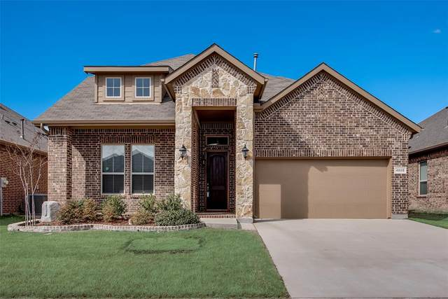 4000 Gennaker Drive, Denton, TX 76210 (MLS #14286314) :: The Mauelshagen Group