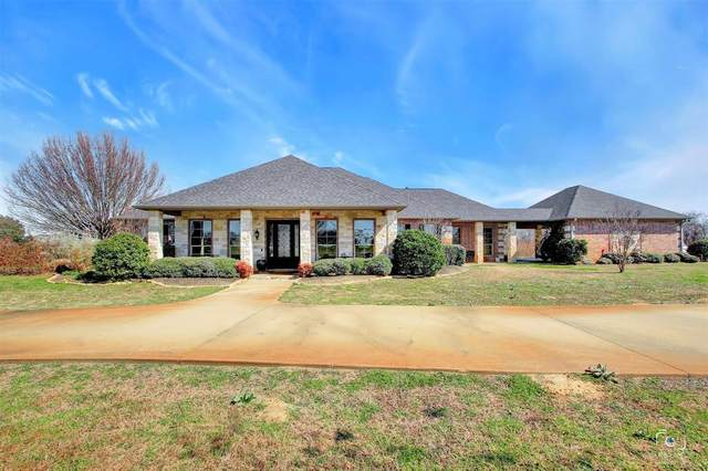 7491 Mill Run Road, Athens, TX 75751 (MLS #14286322) :: RE/MAX Landmark