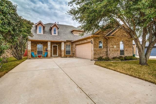 5912 Creekway Drive, Denton, TX 76226 (MLS #14286341) :: The Mauelshagen Group