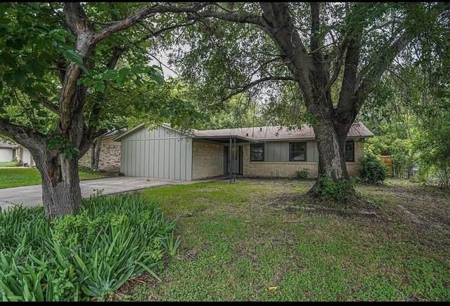 1708 Emery Street, Denton, TX 76201 (MLS #14286346) :: The Mauelshagen Group