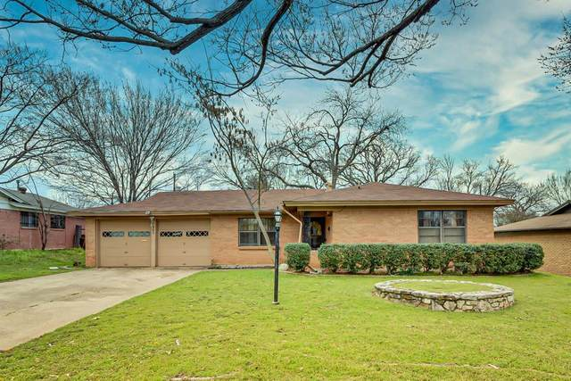 1963 Halbert Street, Fort Worth, TX 76112 (MLS #14286348) :: Frankie Arthur Real Estate
