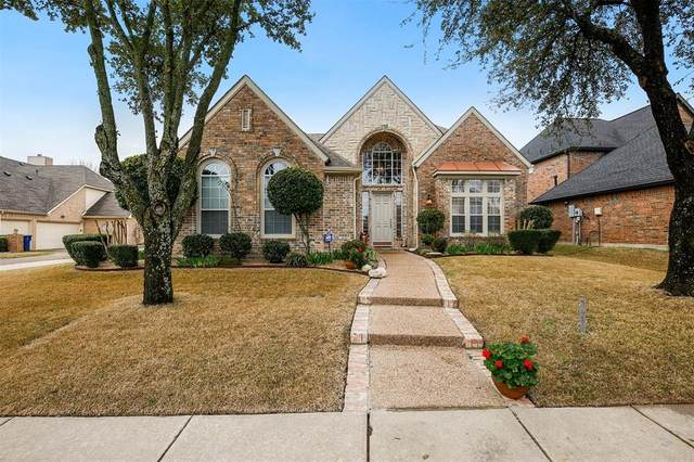 706 Fairway Lakes Drive, Garland, TX 75044 (MLS #14286350) :: The Welch Team