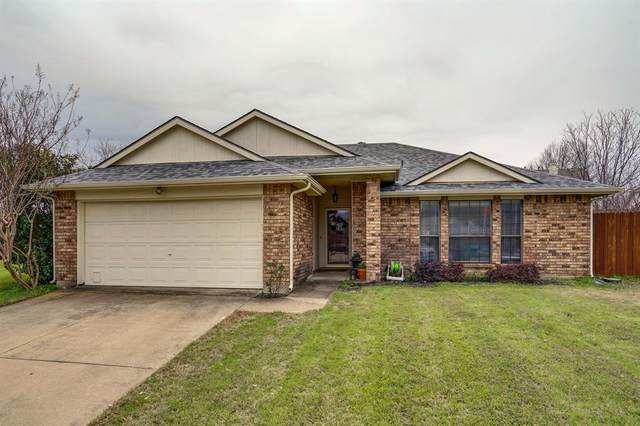 1109 Christie Court, Flower Mound, TX 75028 (MLS #14286353) :: The Kimberly Davis Group