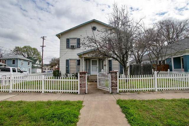 1401 S Lake Street, Fort Worth, TX 76104 (MLS #14286360) :: The Mitchell Group