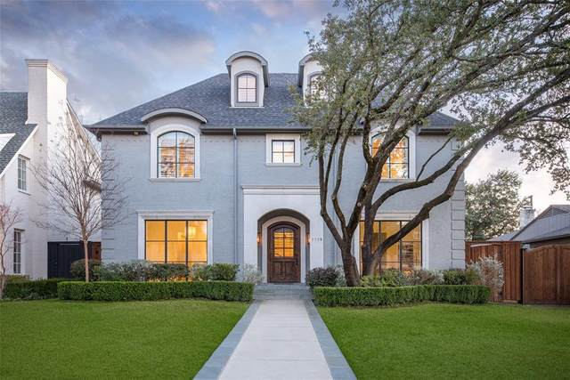 2729 Stanford Avenue, University Park, TX 75225 (MLS #14286362) :: The Mitchell Group