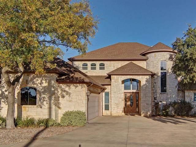245 Bay Hill Drive, Graford, TX 76449 (MLS #14286384) :: Team Tiller