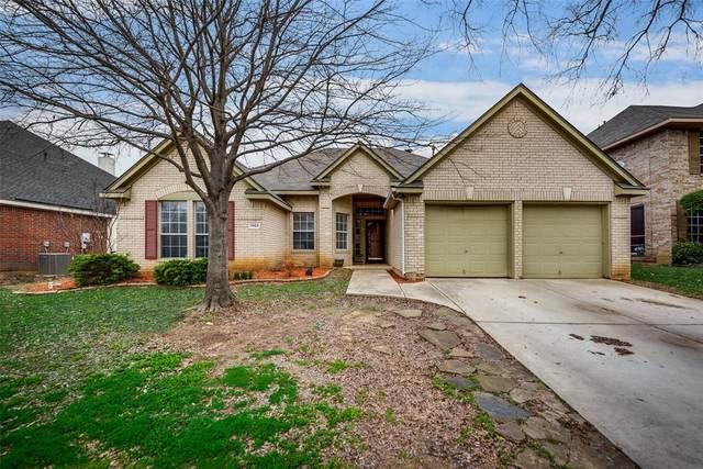 7953 Klamath Mountain Road, Fort Worth, TX 76137 (MLS #14286399) :: The Heyl Group at Keller Williams