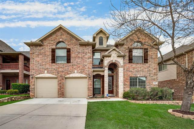 4945 Grinstein Drive, Fort Worth, TX 76244 (MLS #14286441) :: The Heyl Group at Keller Williams