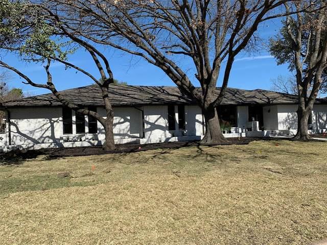 4545 Mill Creek Road, Dallas, TX 75244 (MLS #14286448) :: EXIT Realty Elite