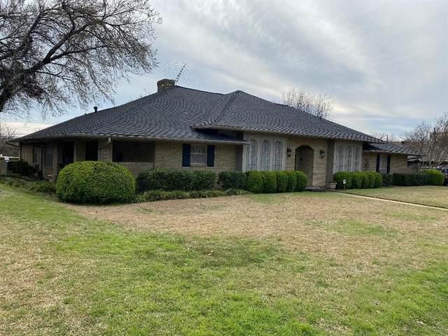 6602 Harvest Glen Drive, Dallas, TX 75248 (MLS #14286463) :: The Chad Smith Team